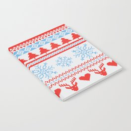 Ugly Christmas Design Notebook