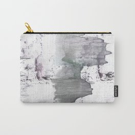 Gray hand-drawn wash drawing design Carry-All Pouch