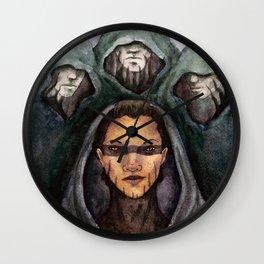 The Shadowmen Wall Clock