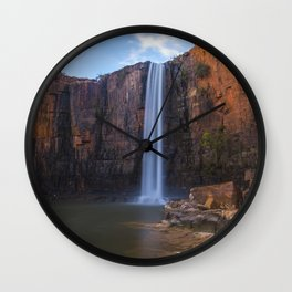 Waterfall on the Berkeley Wall Clock