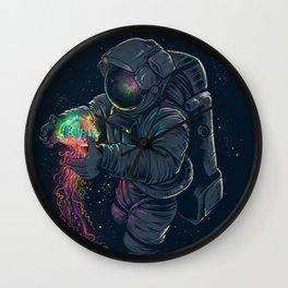 Jellyspace  - Wall Clock
