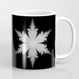 Fractal Snowflake Coffee Mug
