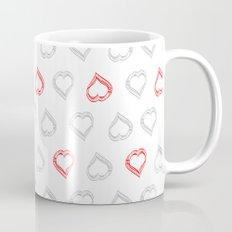 Hearts II Mug