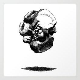 Lumps of the Twelvetide: Baby Art Print