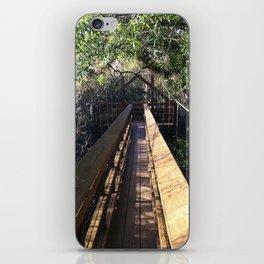 Treetop Pass iPhone Skin