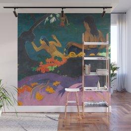 Paul Gauguin - By the Sea- Tropical Decor Wall Mural