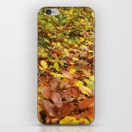Chlorophyll Breaking iPhone Skin