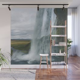 Raining Water Wall Mural