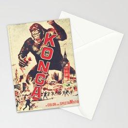 Konga - Retro Movie Stationery Cards