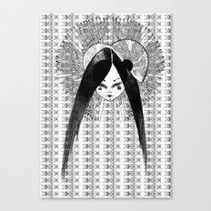 Ma Petite japonaise v3 Canvas Print
