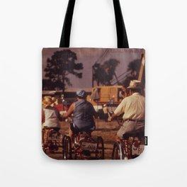 Tricycle Club Tote Bag