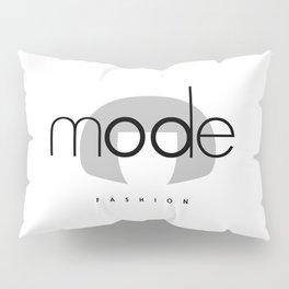 Edna Mode Fashion (logo big) Pillow Sham
