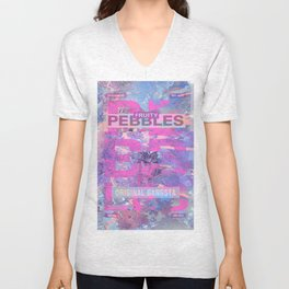 Fruity Pebbles Unisex V-Neck