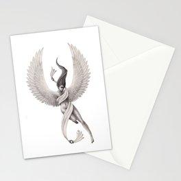 Harpy Lady Stationery Cards