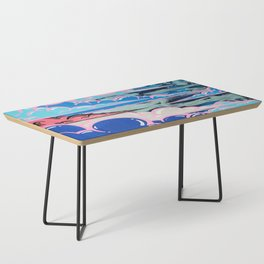 Cake Clouds Coffee Table