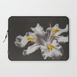 White Iris 4 Laptop Sleeve