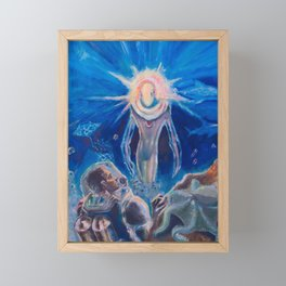 Age of the Terranaught Framed Mini Art Print