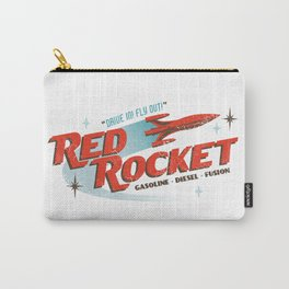 Red Rocket Carry-All Pouch