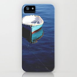 Drifting. iPhone Case