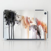 the cure iPad Cases featuring infect me,cure me. by SereArt