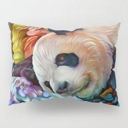 Sweet Panda Pillow Sham