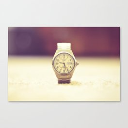 Railroad. Canvas Print