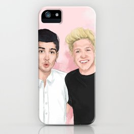 Ziall iPhone Case