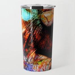La Barca ( collaboration with the talented artist Agostino Lo coco) Travel Mug