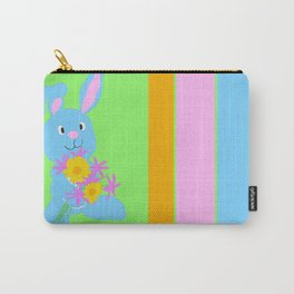 Scout with Flowers: #Hoppiness Carry-All Pouch