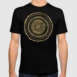 Quaking Aspen – Gold Tree Rings T-shirt