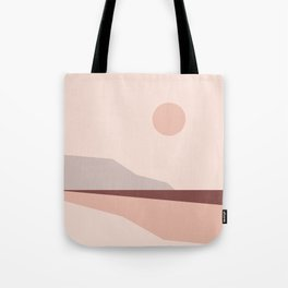 Abstract Landscape 02 Tote Bag
