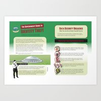 Data Security: What You Need to Know Art Print