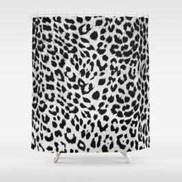 MODERN - PATTERNS - LEOPARD - SKIN - ABSTRACT Shower Curtain