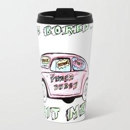 Punch Buggy Travel Mug