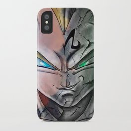 Vegeta iPhone Case