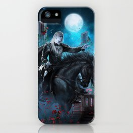 No Man Can Tame iPhone Case