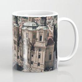 Prague rooftop Coffee Mug