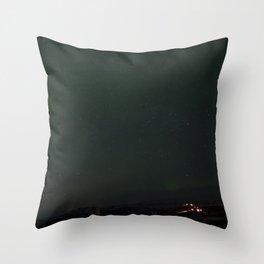 Solar Wind Throw Pillow