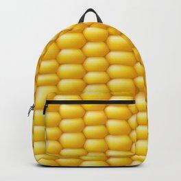 Corn Cob Background Backpack