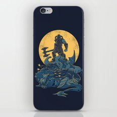 The Dragon Slayer iPhone & iPod Skin