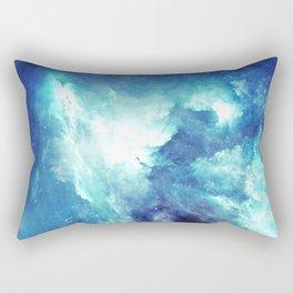 Stardust Path Rectangular Pillow