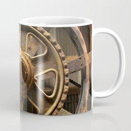 Gears of the Past Coffee Mug