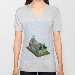 The House Unisex V-Neck