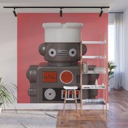 Kitchen robot Wall Mural