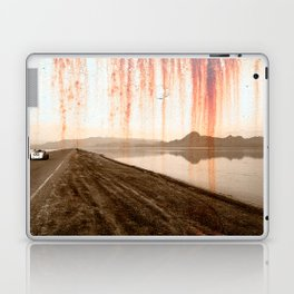 Rusted Salt Flats Roadster Laptop & iPad Skin