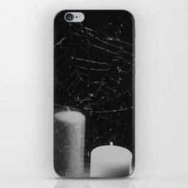let the old flames die iPhone Skin