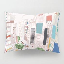 Shibuya 109 Pillow Sham