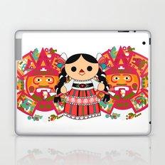 Maria 4 (Mexican Doll) Laptop & iPad Skin