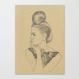 MARTINA Canvas Print