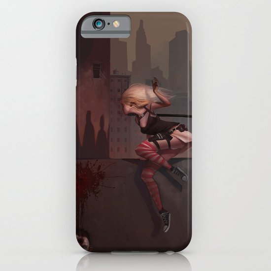 Bambi the Zombie Slayer iPhone & iPod Case